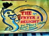 Top Travel Tip: The Fryer's Delight,London