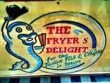 Top Travel Tip: The Fryer's Delight, London