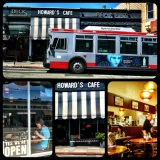 Top Travel Tip: Howard's Cafe, San Francisco