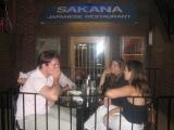 Top Travel Tip:Sakana