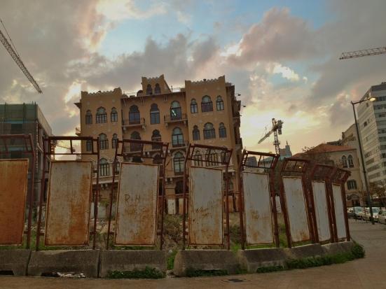 Beirut Construction