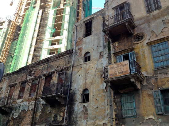 Beirut contradictions