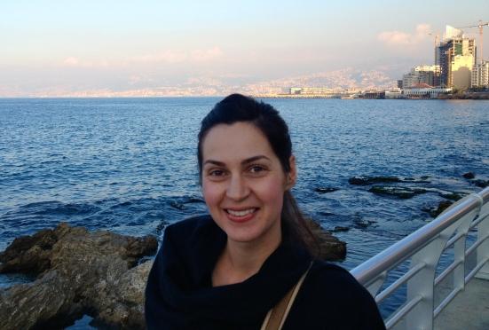 Me on the coast