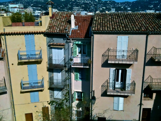 Cannes Balconies