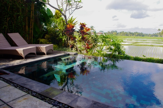Infinity Villa Infinity pool