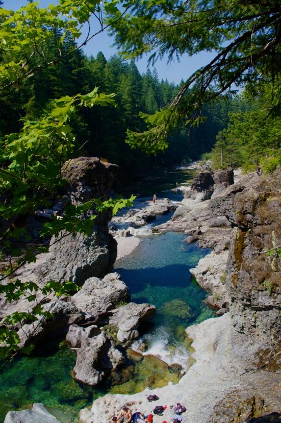 Top Travel Tip Three Pools Marion Oregon Stumblingintoparadise