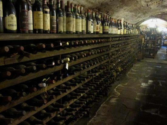 So many bottles