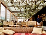 Top Travel Tip: The Boundary Roof top –London