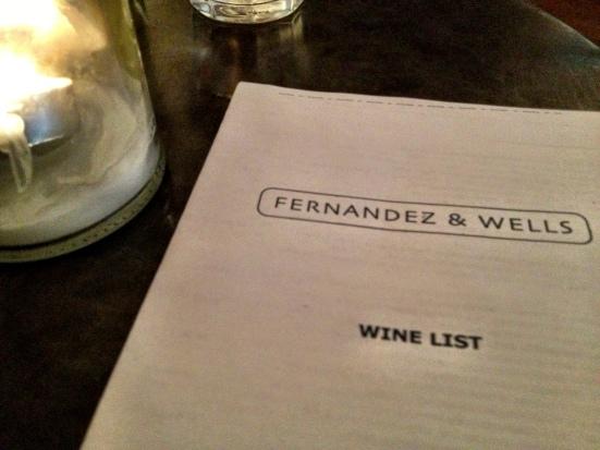 Ferdinandez and Wells