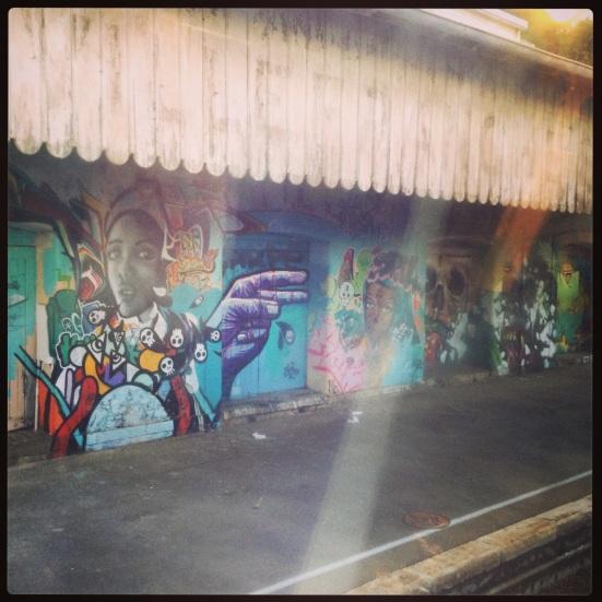 Villefranche sur mer train station